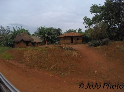 Home outside of Entebbe, Uganda
