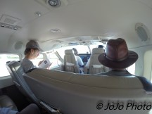 Flight from Entebbe to Kihihi Airstrip in Uganda with six passengers