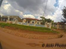 Kindergarten in Busega, Uganda
