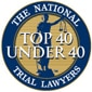 National Trial Lawyers - Top 40 under 40 - 2014|2015