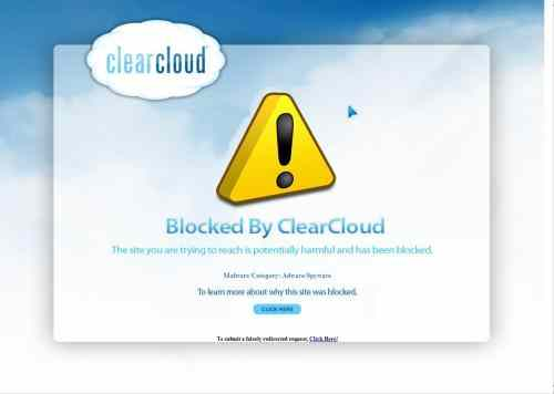 Clear cloud DNS