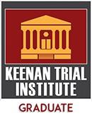 Keenan Trial Institute Graduate