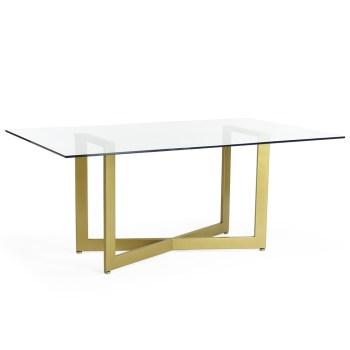 Xander Table Base Glass