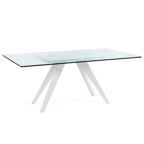Cole Table Glass Top