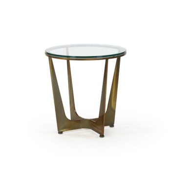 Connor Round End Table