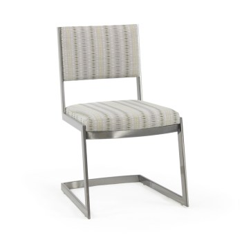 Chicago Chair, Uph. Back
