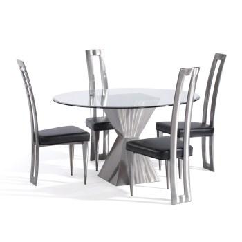 Bramante-Arte Dining Set