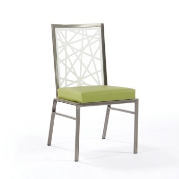 Luca Stacking Side Chair