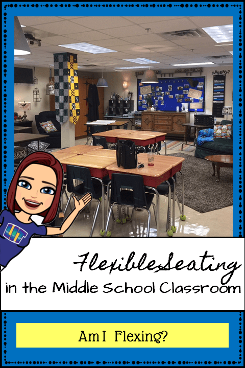 Flexible Seating Pin