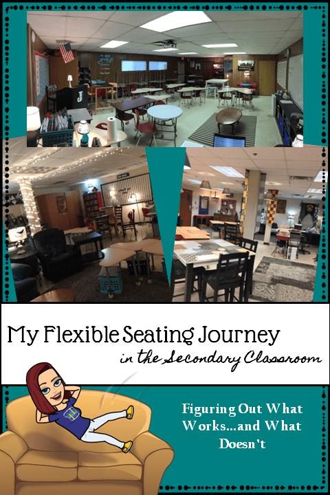 Flex Seating Pin