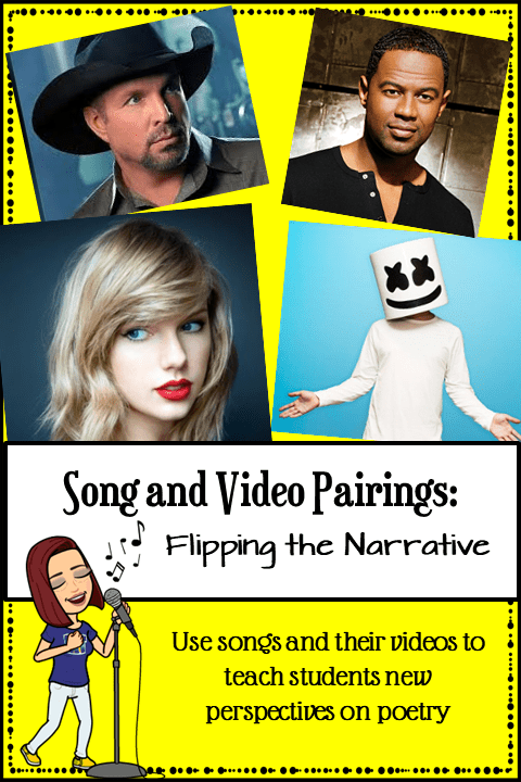 Songs and Videos Pin