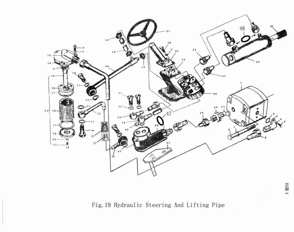 Diagram Farmall M Steering Diagram Diagram Schematic Circuit Tena