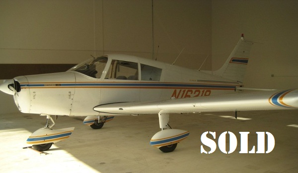 1973 Piper PA 28 160 Cherokee Ram Conversion For Sale
