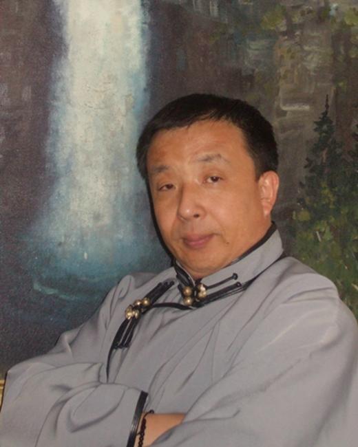 Photo of Hadaa Sendoo, poet and translator