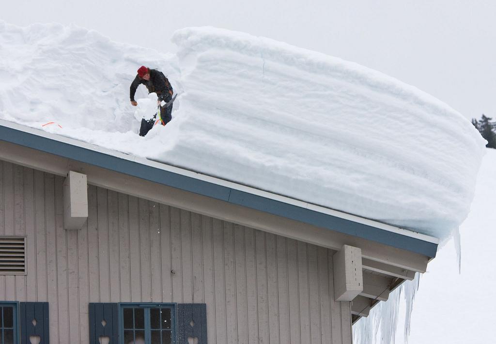 Snow Guards John T Morgan Roofing