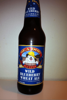 Sea Dog Blueberry Beer