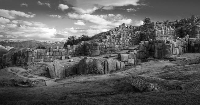 AR 00769 Peru Cuzco Sacsayhuaman