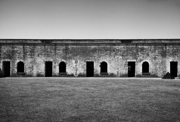 AR 01068 North Carolina Morehead City Fort Macon