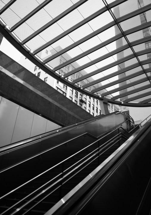 AR 01195 California LA Red Line Station