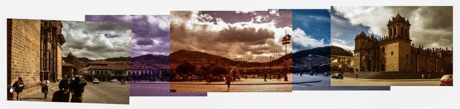 00048Cusco Plaza De Armas ColBal FLAT