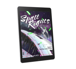 Space Rogues 2 iPad