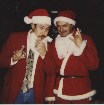 Santa's Loid Void & Melmoth (Stuart Mangrum & John Law