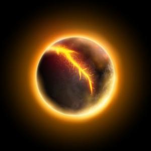 bigstock-broken-planet--vector-39496585