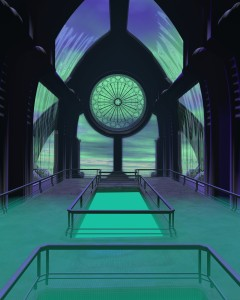 bigstock-Futuristic-Sci-Fi-Cathedral-Bu-15091229