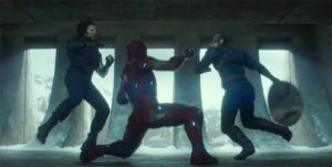 civil war fight