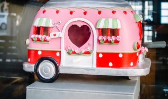 The Pink Trailer to Heaven