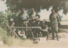a coy 1rar OFFICERS AND NCOs