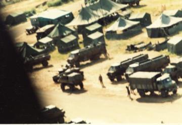 1 RAR Battle Group Tac HQ