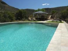 Enjoy a dip in our splash pool...