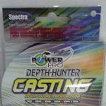 U新品即売シマノ★パワープロ DEPTH-HUNTER CASTING 0.6号150m