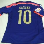 日本代表 ホームシャツ【M】香川真司2015アジアカップ+チャンプ