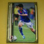 BBM '11-12 サッカー日本代表 香川真司 レギュラーカード 030