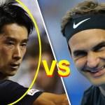 【テニス】フェデラーにも巧みなプレーで切り返す!!今年の杉田は一味違う!!【衝撃】The best points of sugita【VS Federer】 #スポーツニュース #followme