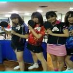 元卓球部の北野瑠華らSKE48メンバーが天才卓球少女と対決! #スポーツニュース #followme