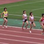 2018関西学生新人陸上競技選手権大会 女子800m決勝 #スポーツニュース #followme