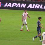 【サッカー日本代表】スタンドより撮影 日本代表vsパラグアイ代表 Japan vs Paraguay @Kashima,Japan 2019/09/05 friendly match [HD]久保建英 #スポーツニュース #followme