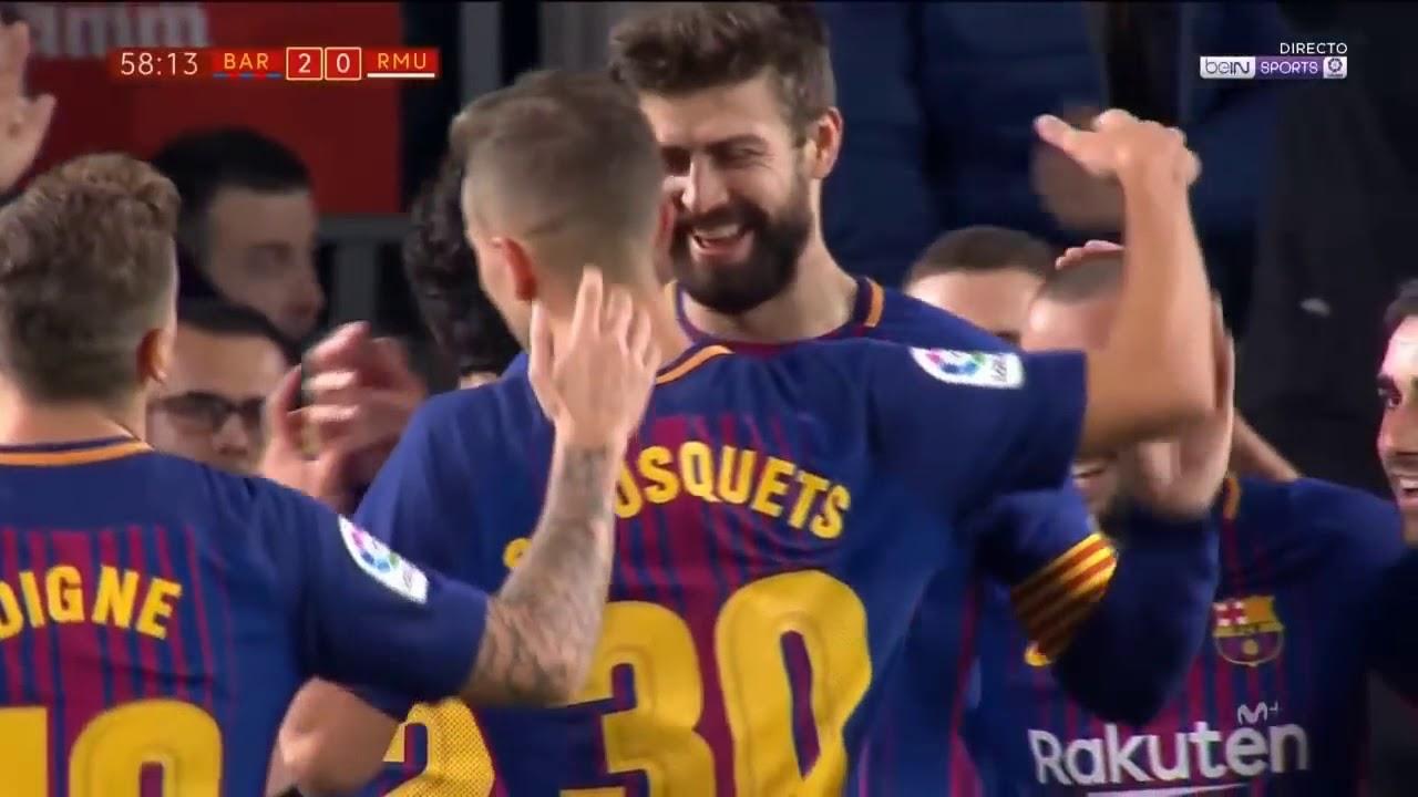 バルセロナ ムルシア コパデルレイ 2017/11/29 Copa del Rey Barcelona Murcia 5-0 #トラベル #旅行 #followme