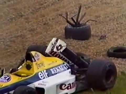 F1 GP 1989 Rd. 8 イギリスGP, F1 GP 1989 Rd. 8 UK #トラベル #旅行 #followme