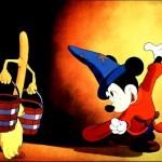 映画「Fantasia-The Sorcerers Apprentice-」(ファンタジア~魔法使いの弟子~)ディズニー(Disney) #ディズニー #Disney #followme