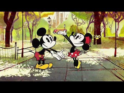 「ミッキーマウス!」#04 ホットドッグ #ディズニー #Disney #followme