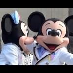 ºoº ミッキーマウスマーチをかわいく演出するミッキーとミニー [ ディズニーシープラザ ウェルカムグリーティングバンド ] #ディズニー #Disney #followme