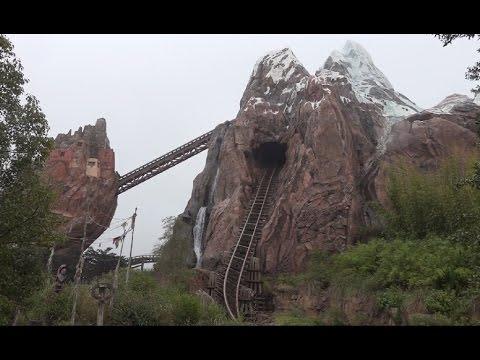 【WDW】Expedition Everest POV 乗車動画 #ディズニー #Disney #followme