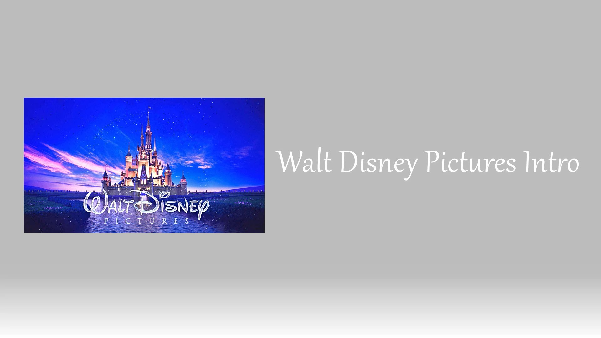 Walt Disney Pictures Intro Piano Cover With Sheet Music #ディズニー #Disney #followme
