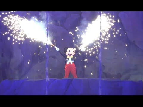 ºoº WDWのファンタズミック! フロリダ ウォルトディズニーワールド Fantasmic! at Wlat Disney World #ディズニー #Disney #followme