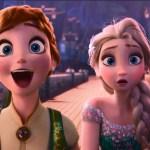 「アナ雪」最新作映像が公開!短編映画「アナと雪の女王/エルサのサプライズ」映像 #Frozen #Walt Disney animation #ディズニー #Disney #followme