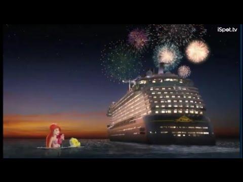 Disney Cruise Line 5 TV Commercial Advert ディズニー クルーズ 海外のCM 5本 メチャクチャ楽しいそう #ディズニー #Disney #followme